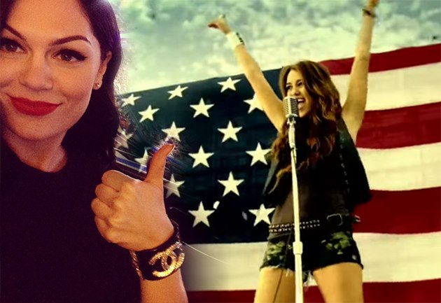 Jessie-J-Miley-Cyrus-Party-in-the-USA