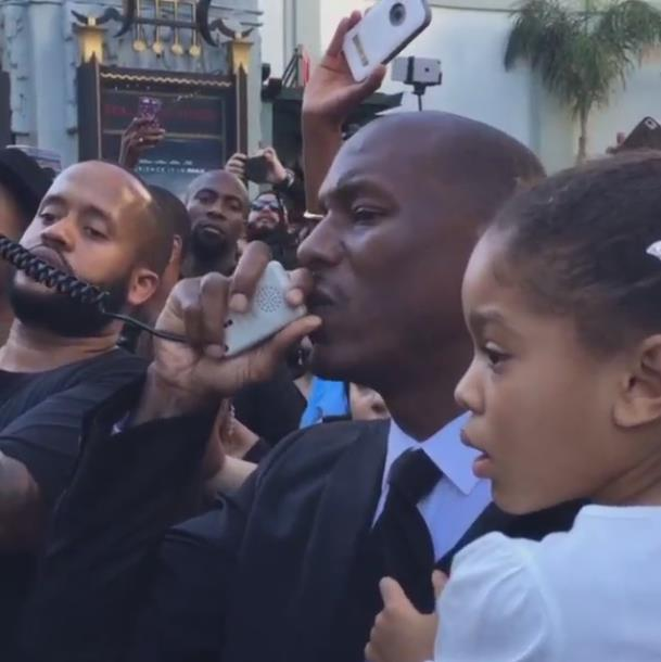 Tyrese-Gibson-Black-Out-Protest