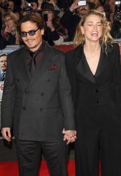 Amber-Heard-Johnny-Depp-Mortdecai-Premiere-250x363