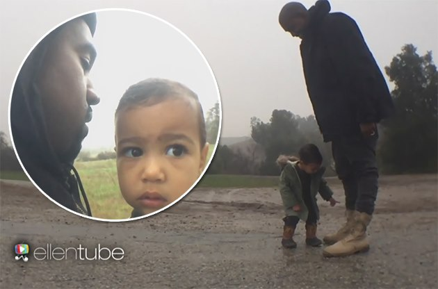 Kanye-West-North-Only-One-Musikvideo