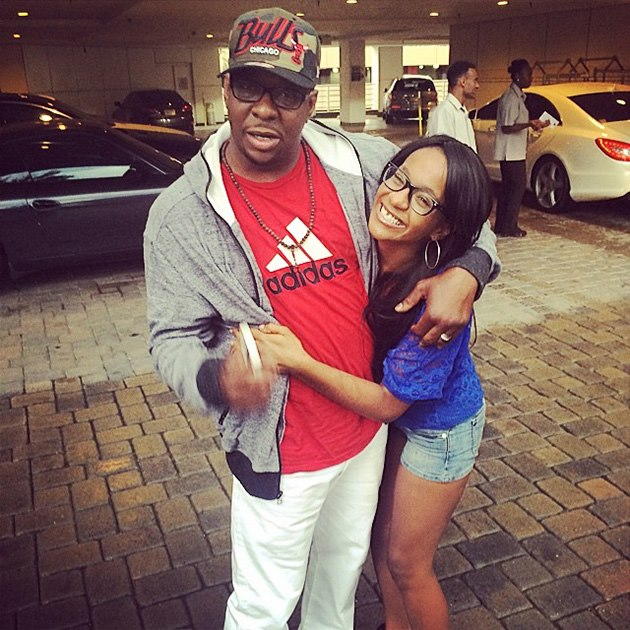 Bobbi Kristina Brown Bobby Bro