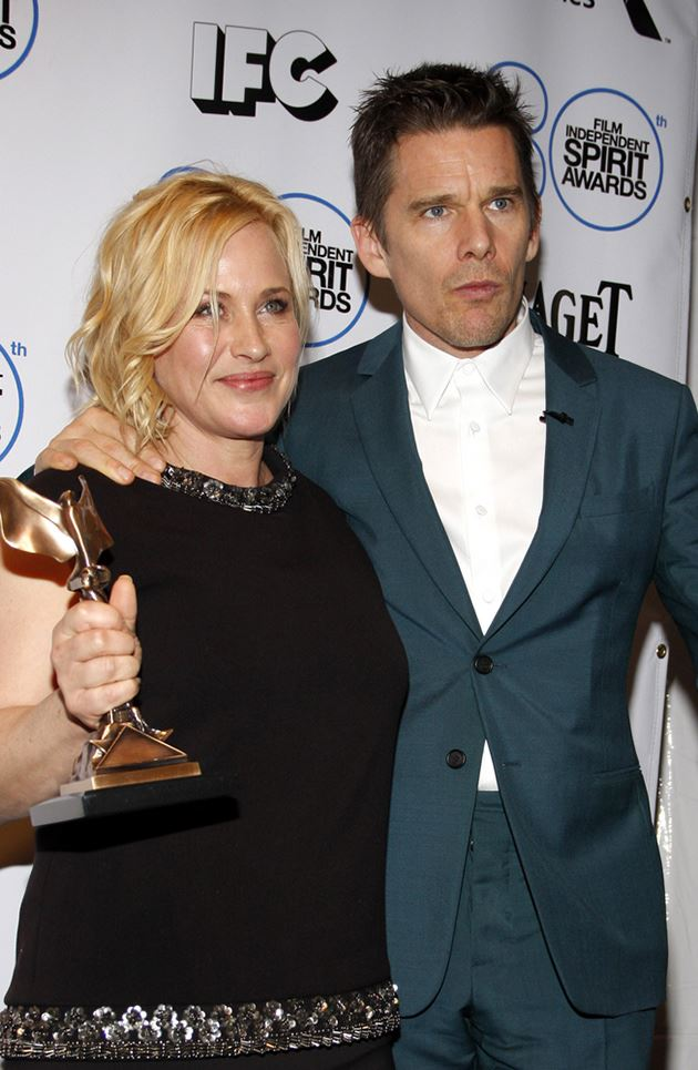Patricia-Arquette-Ethan-Hawke-Independent-Spirit-Awards-2015