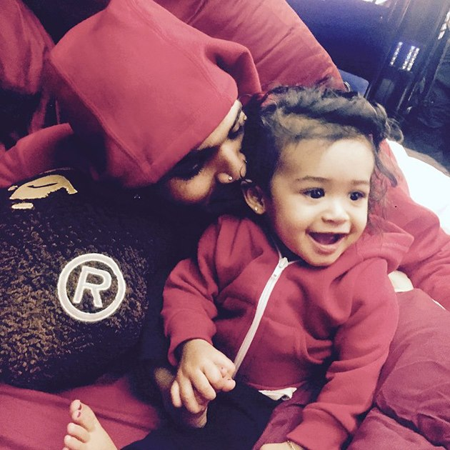 Chris-Brown-Royalty-Tochter