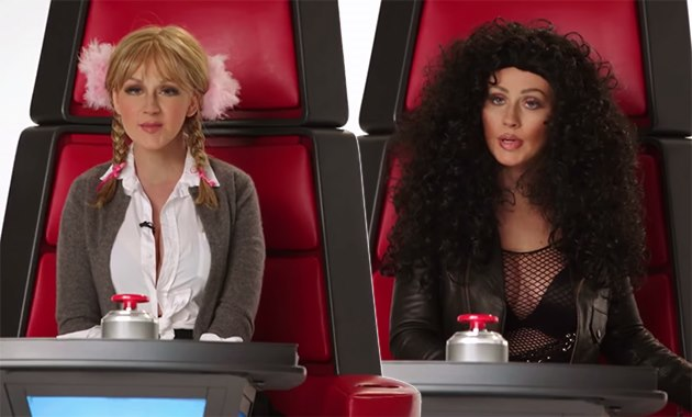 Christina-Aguilera-Britney-Spears-Cher-The-Voice