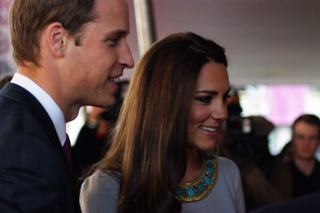 Kate-Middleton-Prinz-William-African-Cat-Premiere