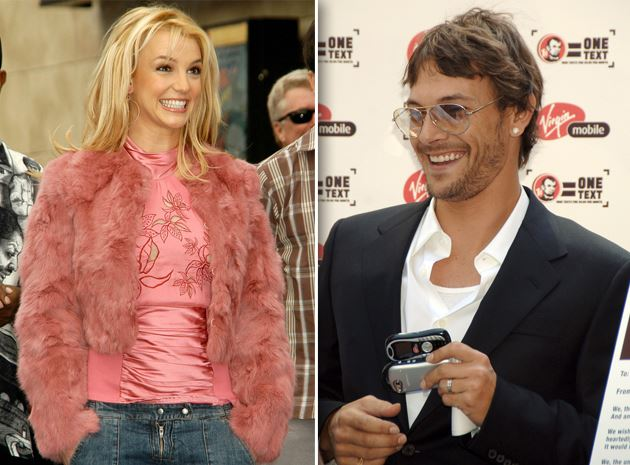 britney spear kevin:
