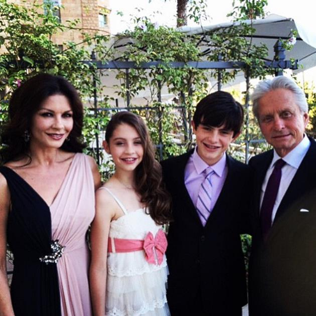 Catherine-Zeta-Jones-Michael-Douglas-Instagram