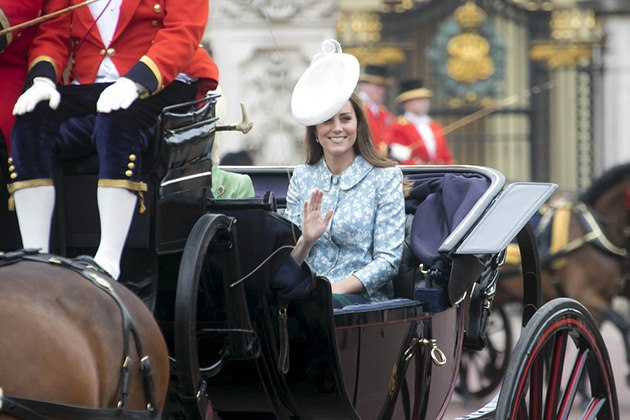 Trooping-of-the-Colour-Kate-Middleton