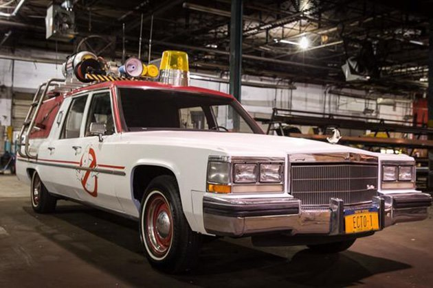 Ghostbusters-Wagen-Ecto-1