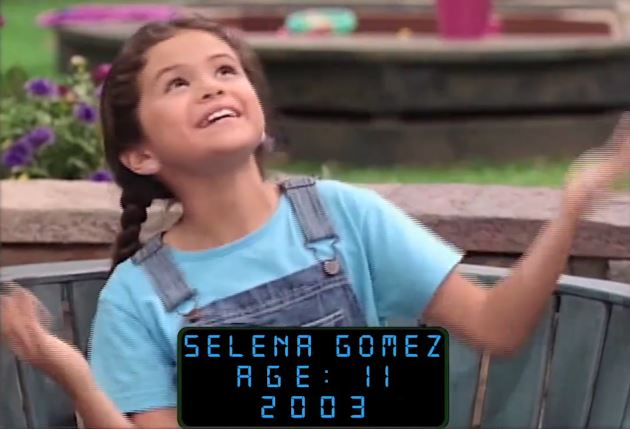 Pictures Barney And Friends Episodes With Selena Gomez And Demi Lovato | Dark Brown Hairs