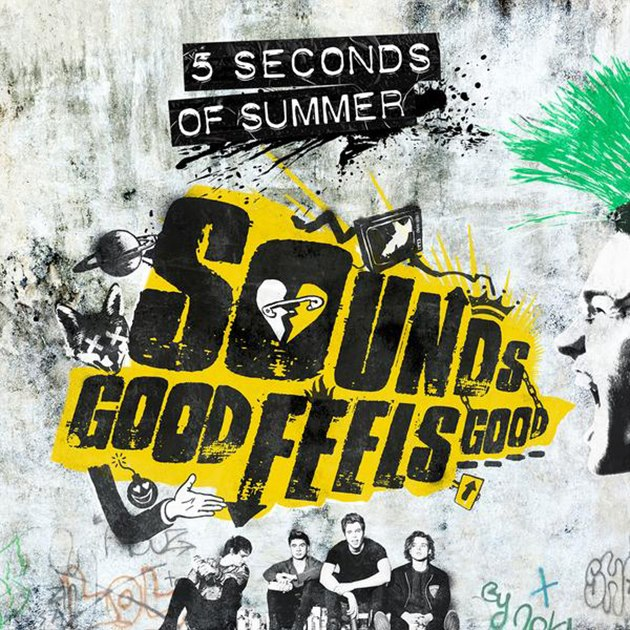 5-Seconds-of-Summer-Sounds-Good-Feels-Good-Cover