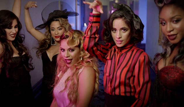 Fifth-Harmony-Im-In-Love-With-a-Monster-Musikvideo