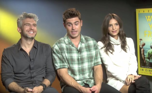 Zac Efron Cosmopolitan Interview