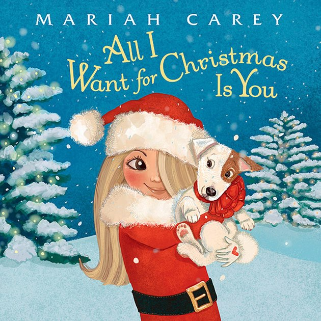 """Mariah Carey All I Want For Christmas Is You: Mariah Carey: """"All I Want For Christmas Is You"""" Wird Zum"""