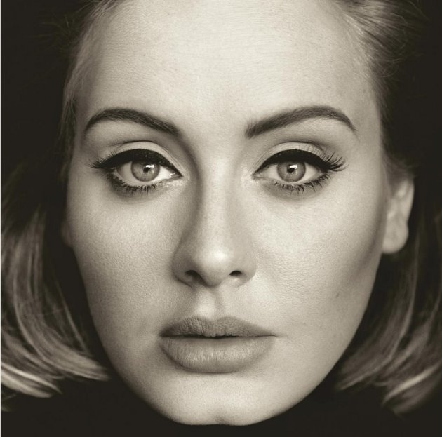 Adele-25-Cover