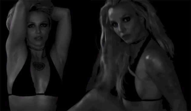 Britney-Spears-Sexy-Video