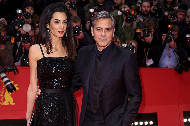 George Clooney on Wife Amal: Her Life Means More to Me ...