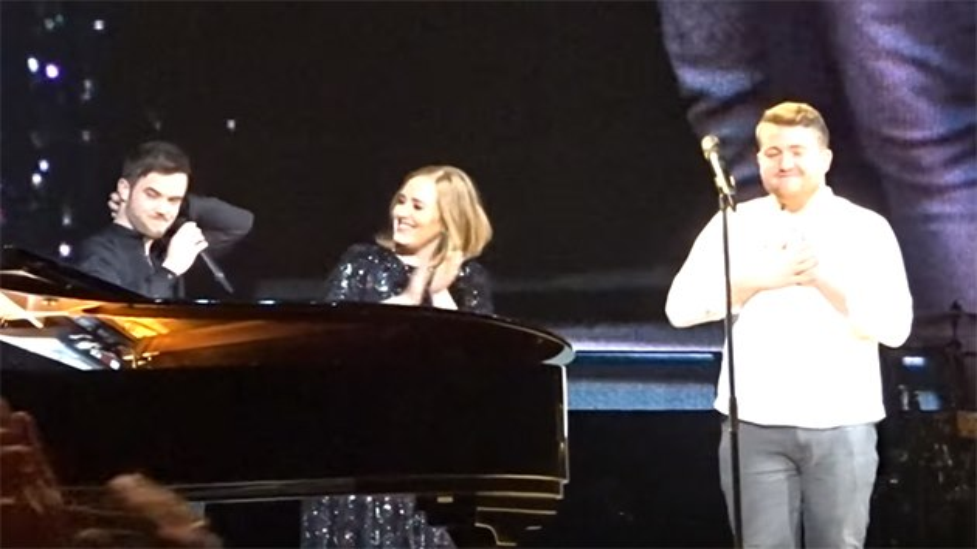 Adele-Fans-Konzert-Dublin