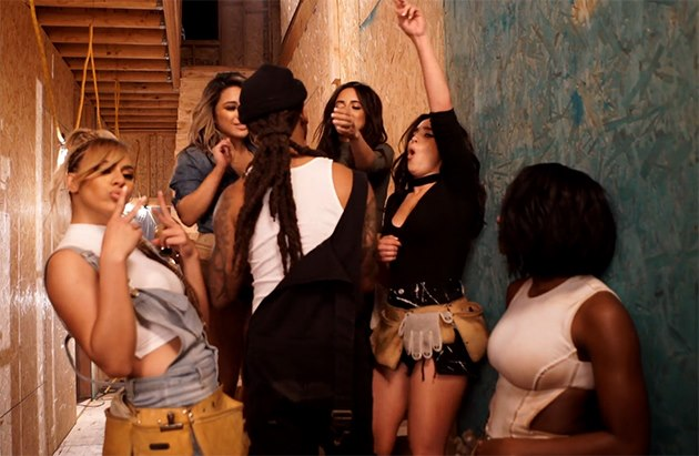 Fifth-Harmony-Work-From-Home-Behind-The-Scenes