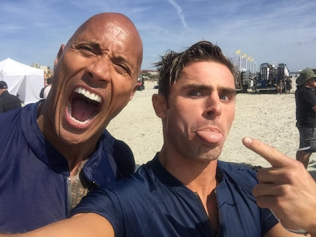 Zac-Efron-Dwayne-Johnson-Baywatch