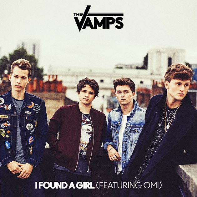 The-Vamps-I-Found-a-Girl-Cover