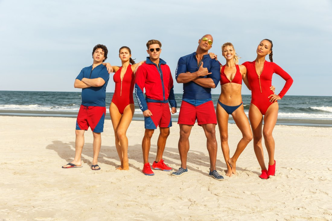 Baywatch-Remake-Offical-Photo-2