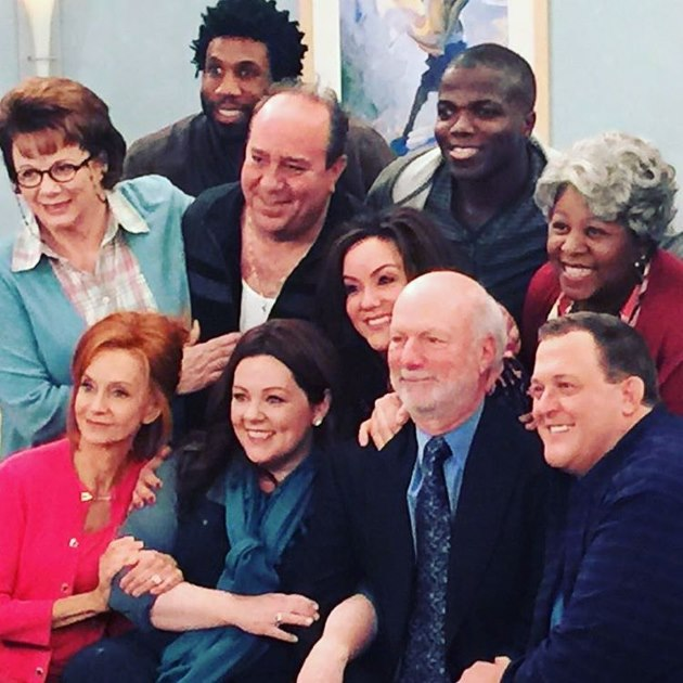 Mike-und-Molly-Cast