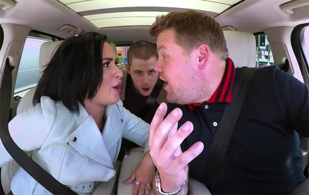 Nick-Jonas-Demi-Lovato-Carpool-Karaoke