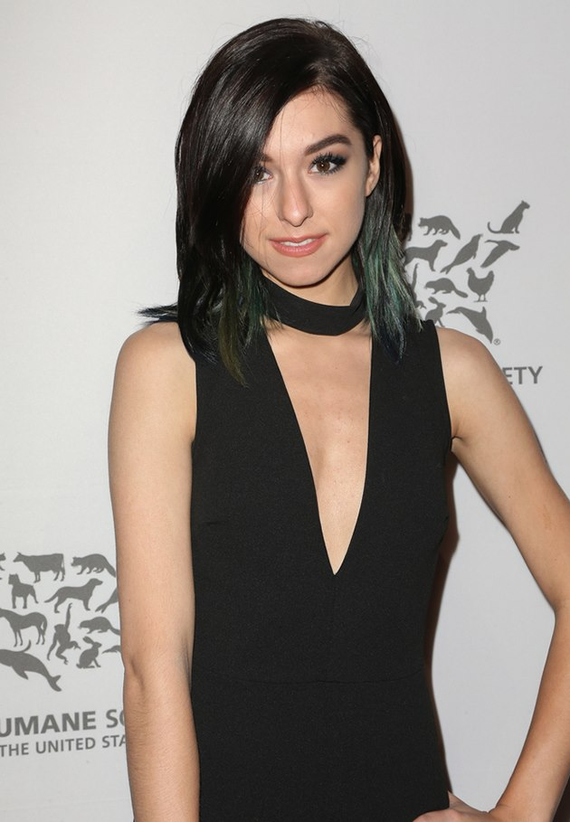 how tall is christina grimmie
