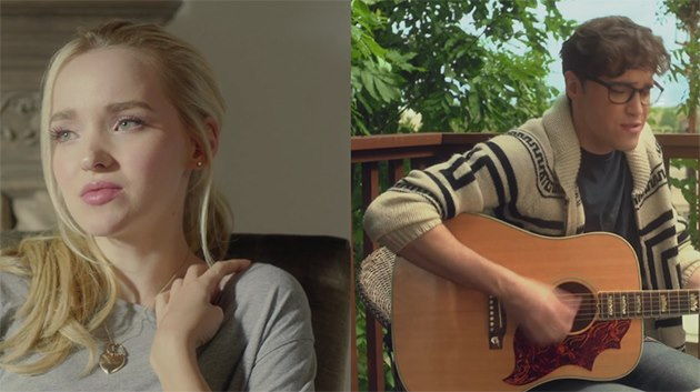 Dove-Cameron-The-Girl-and-The-Dreamcatcher-Make-You-Stay-Musikvideo