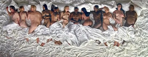 Kanye-West-Famous-Musikvideo-Taylor-Swift-Kim-Kardashian-2