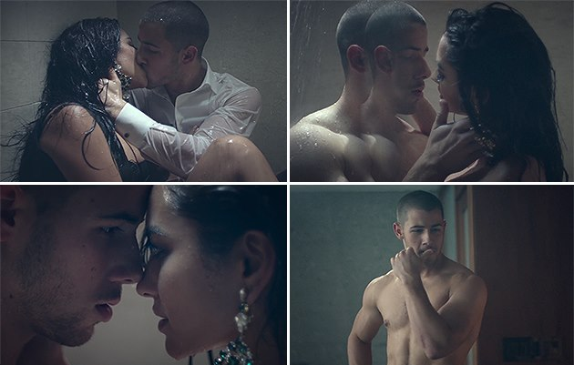 Nick-Jonas-Shay-Mitchell-Under-You-Musikvideo
