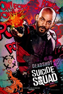 Suicide-Squad-Poster-Will-Smith-Deadshot-250x371