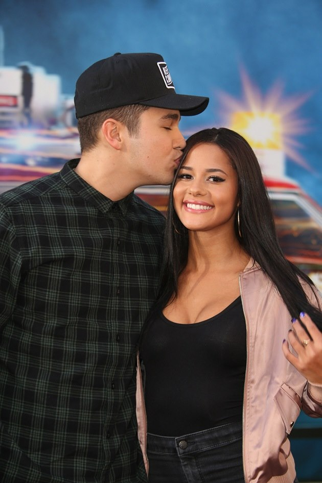 Austin mahone dating who