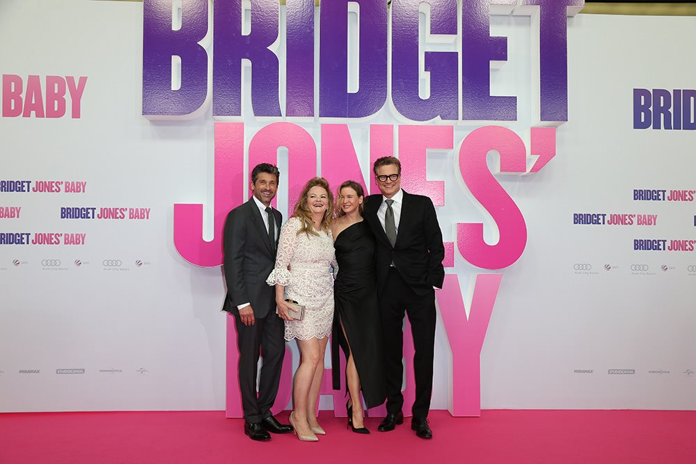 Bridget-Jones-Baby-Deutschlandpremiere-Cast