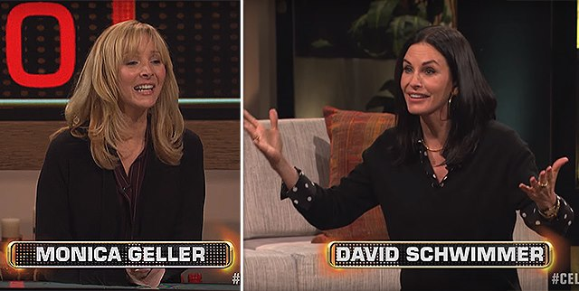 Courteney-Cox-Lisa-Kudrow-Celebrity-Name-Game-Friends