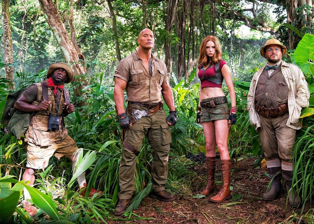 Jumanji-Sequel-The-Rock-Kevin-Hart