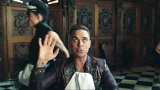 Robbie-Williams-Party-Like-A-Russian-Musikvideo