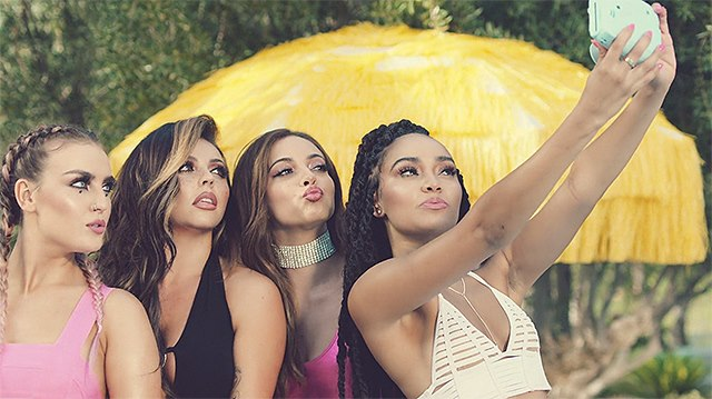 Little-Mix-Shout-Out-to-My-Ex-Musikvideo-Selfie