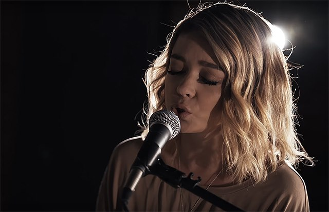 Sarah-Hyland-Dont-Wanna-Know-Cover