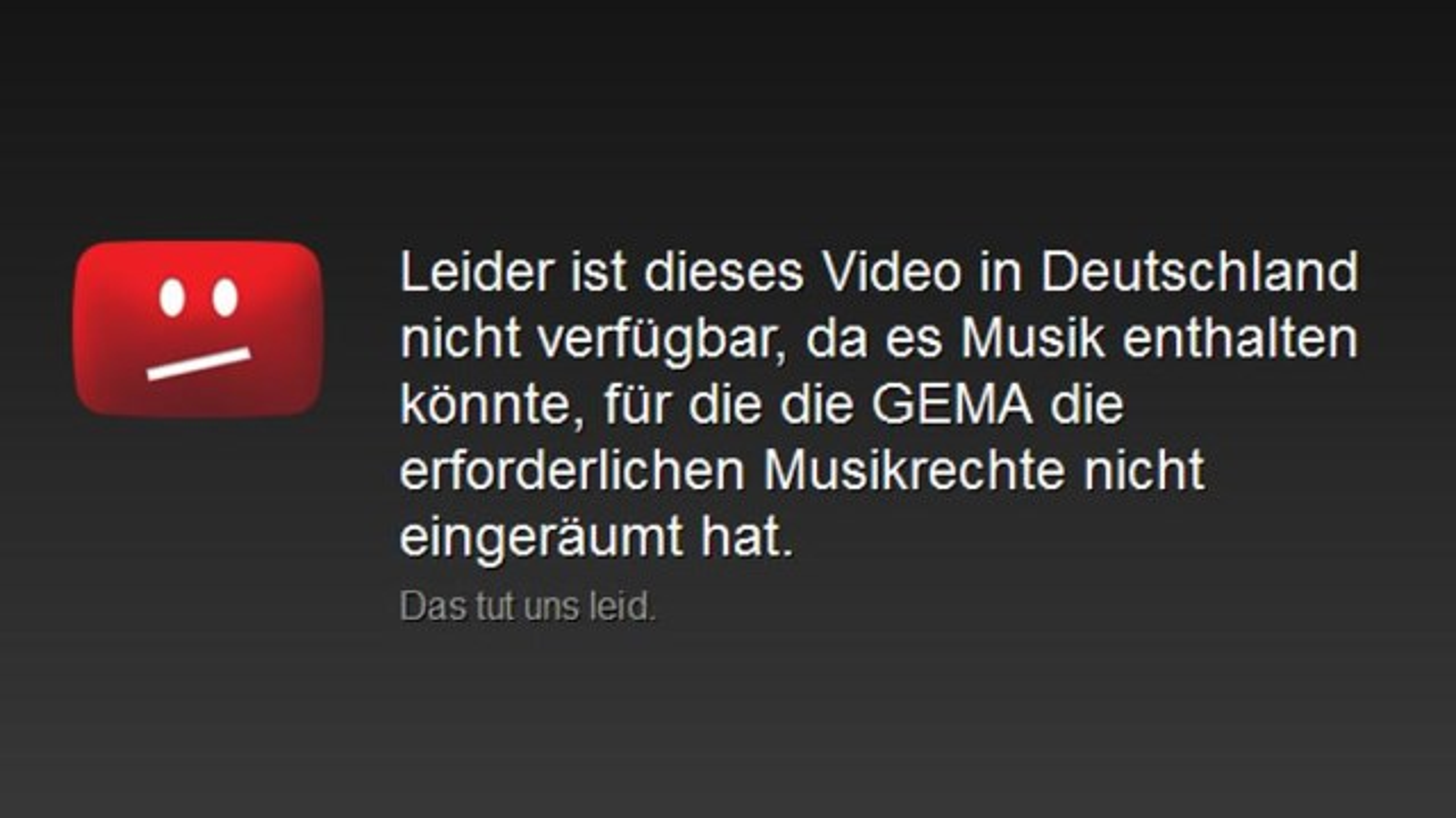 Youtube-leider-ist-dieses-Video-in-Deutschland-nicht-verfügbar