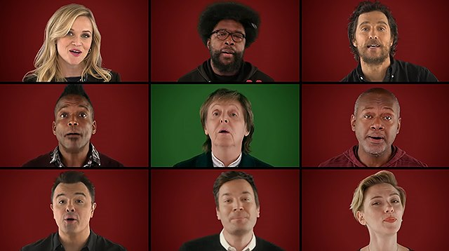 Wonderful-Christmastime-Jimmy-Fallon-Reese-Witherspoon-Matthew-McConaughey-Scarlett-Johansson
