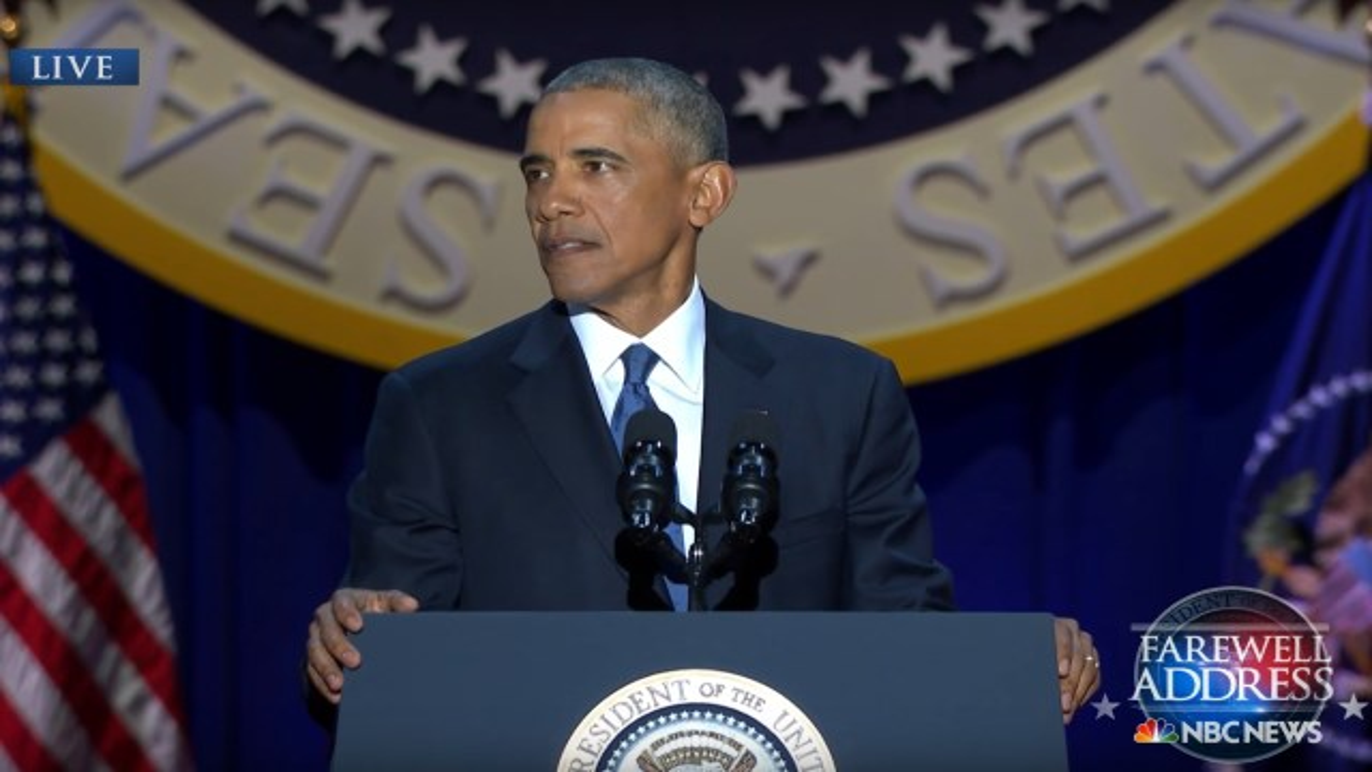 Barack-Obama-Abschiedsrede Bild