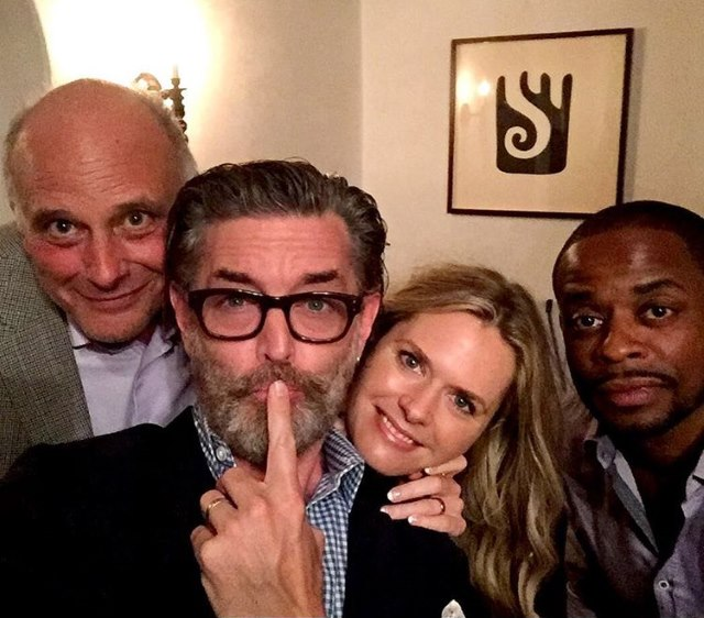 Dule-Hill-Maggie-Lawson-Psych-Cast