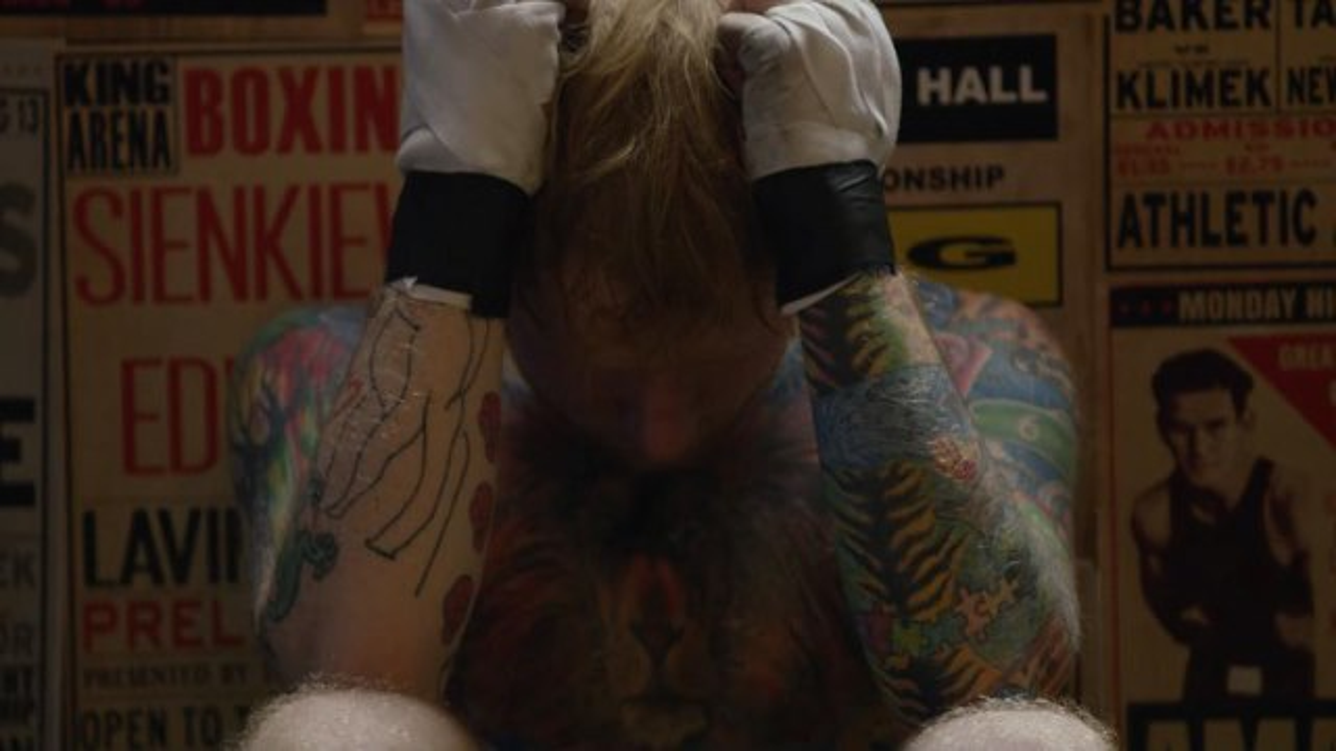 Ed-Sheeran-Boxen-Tattoos