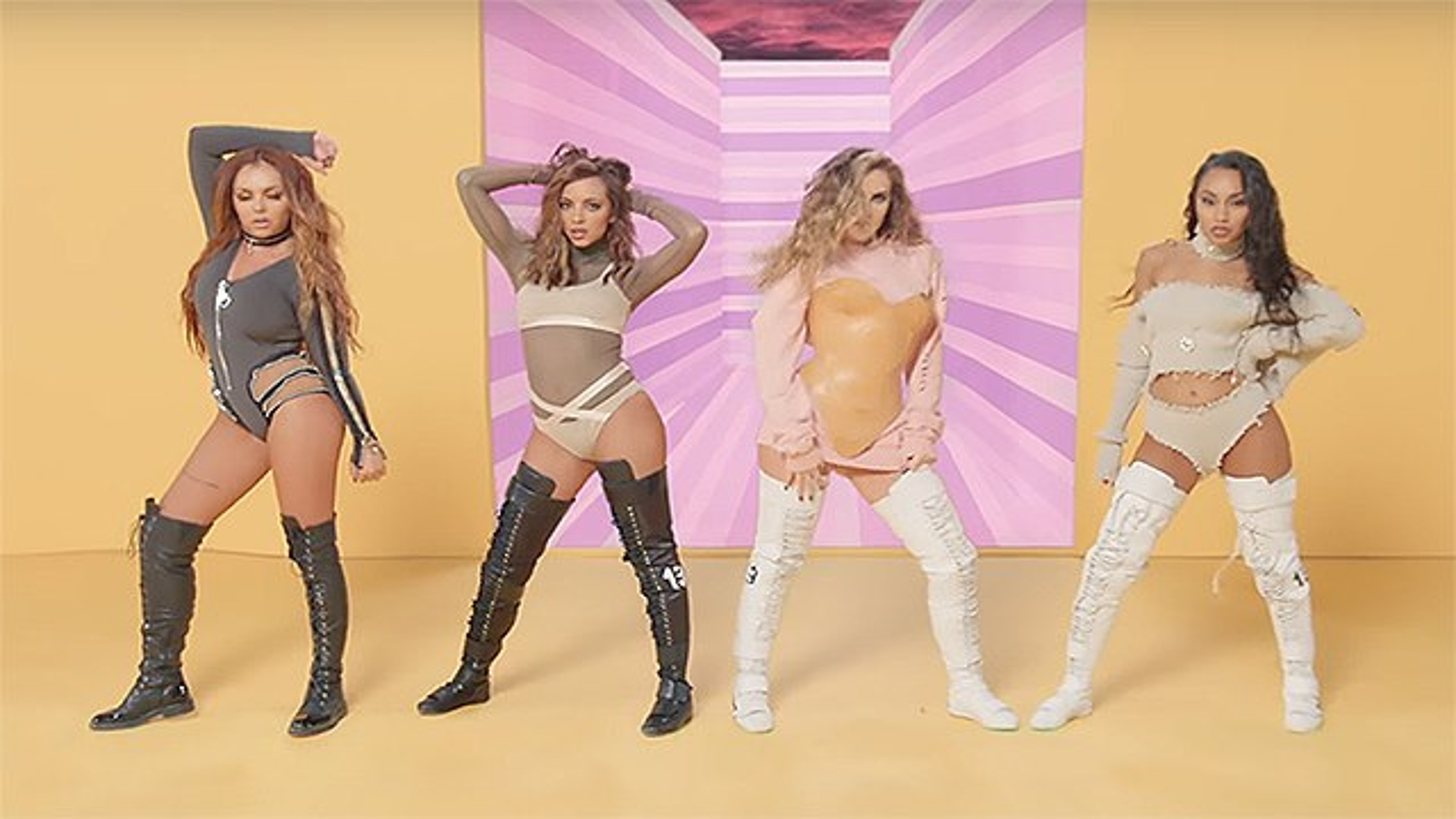 Little-Mix-Touch-Musikvideo