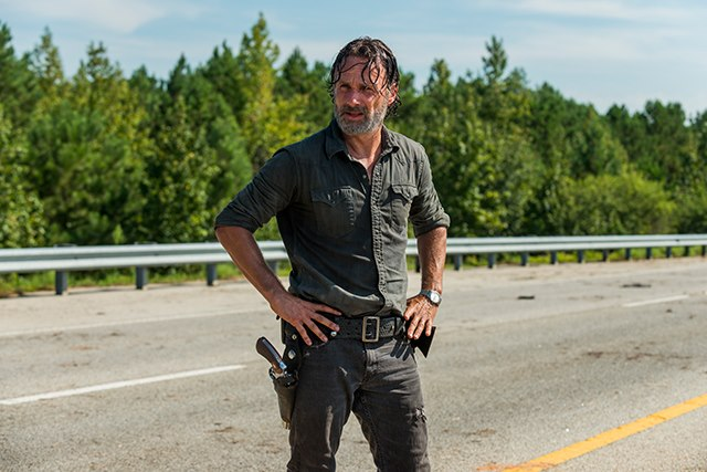 The-Walking-Dead-Staffel-7-Episode-9-Rick Bild