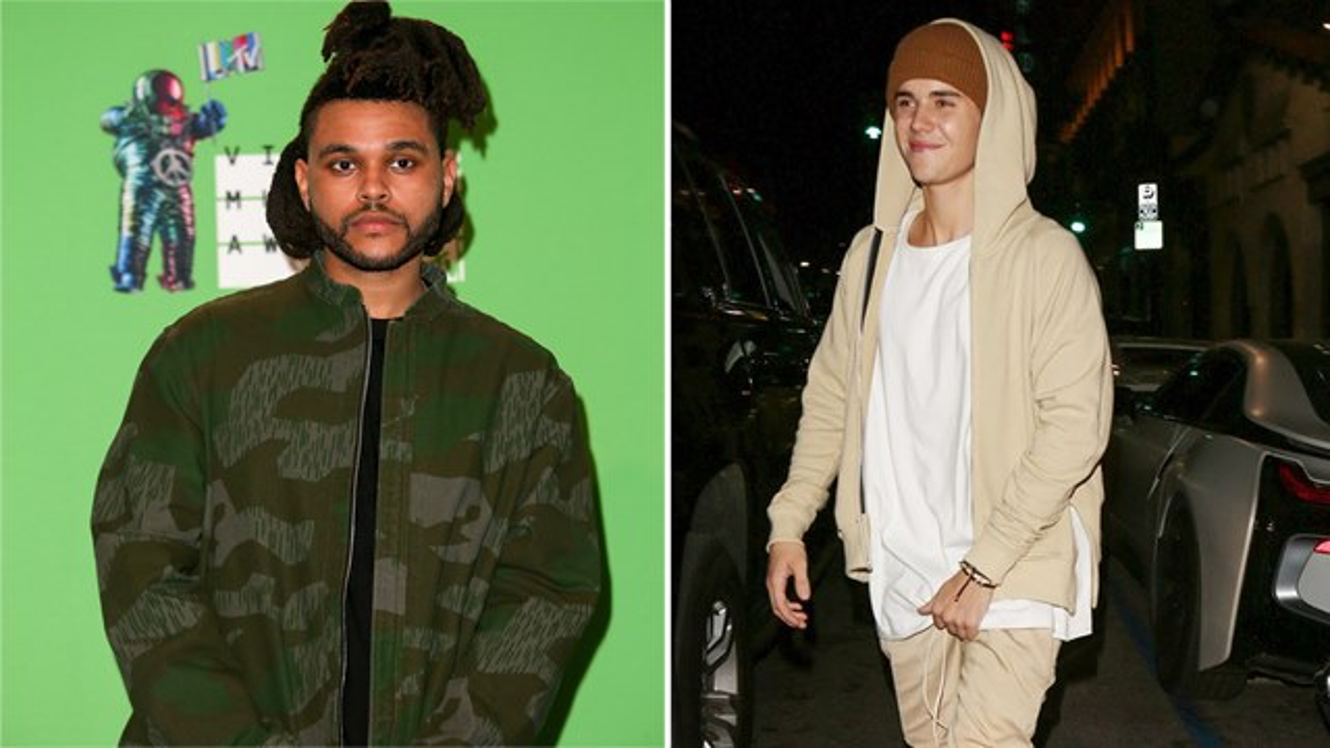 The-Weeknd-Justin-Bieber