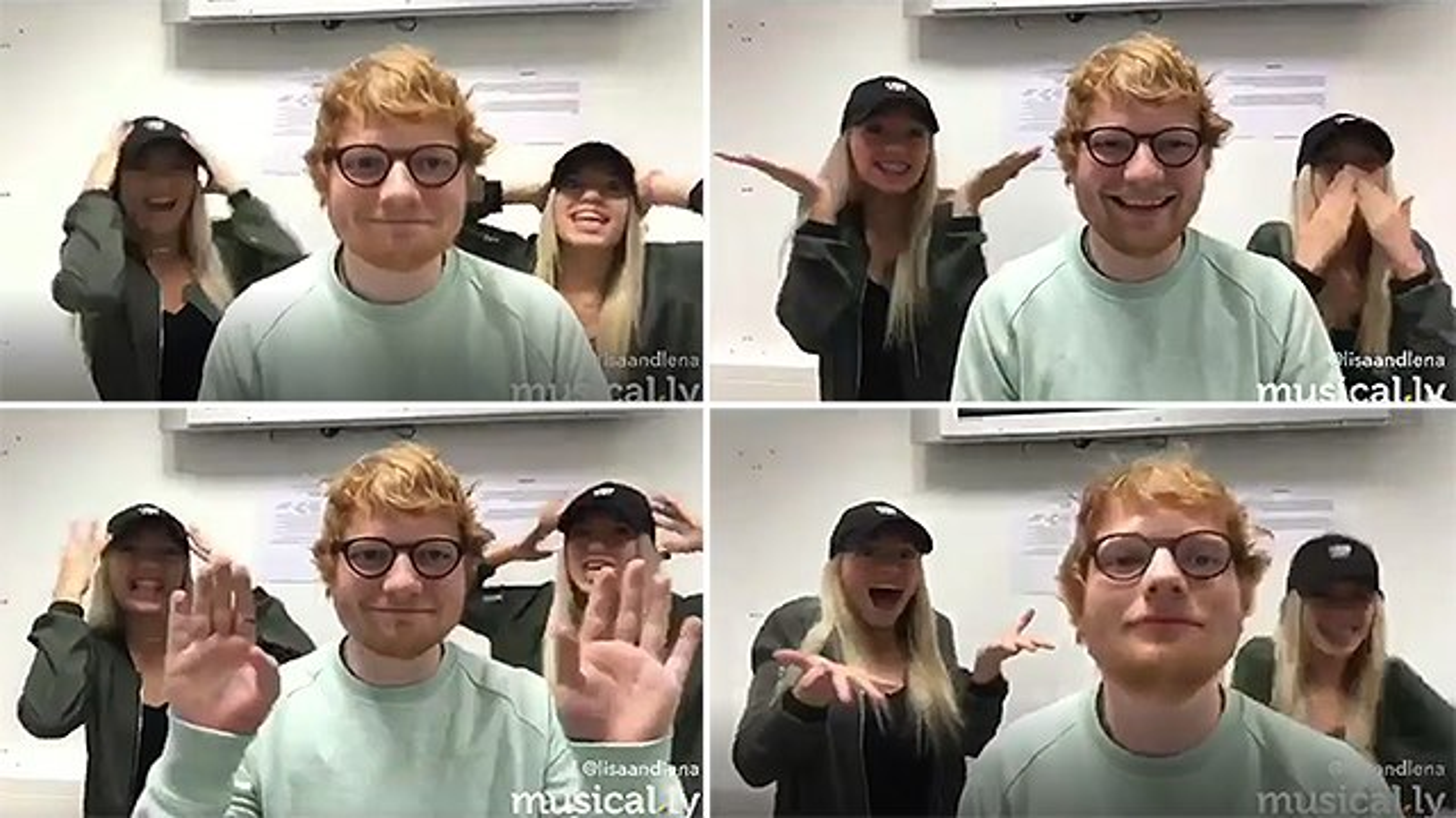Lisa-und-Lena-Ed-Sheeran
