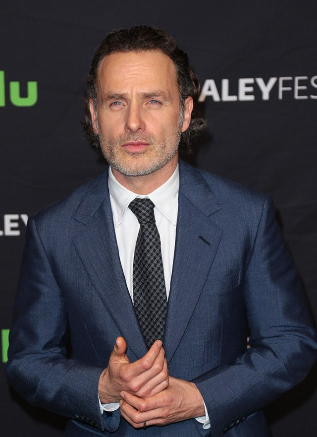 The-Walking-Dead-PaleyFest-Andrew-Lincoln-2 Bild